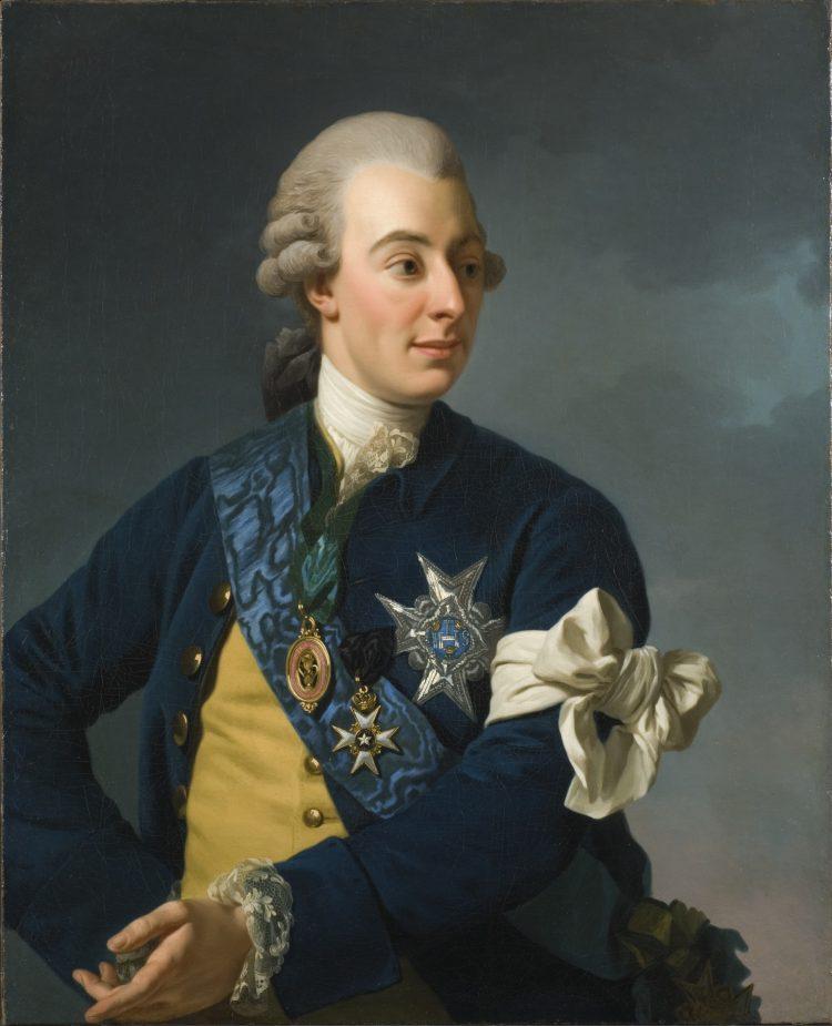 Gustav III. von Schweden – ein Monarch der Widersprüche