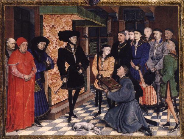 Burgunds letzter großer Herzog