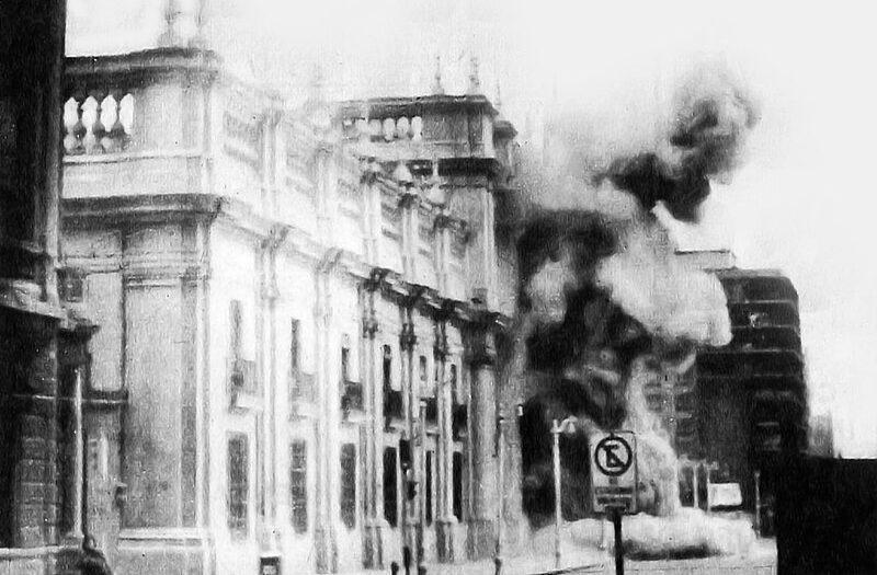 Militärputsch in Chile