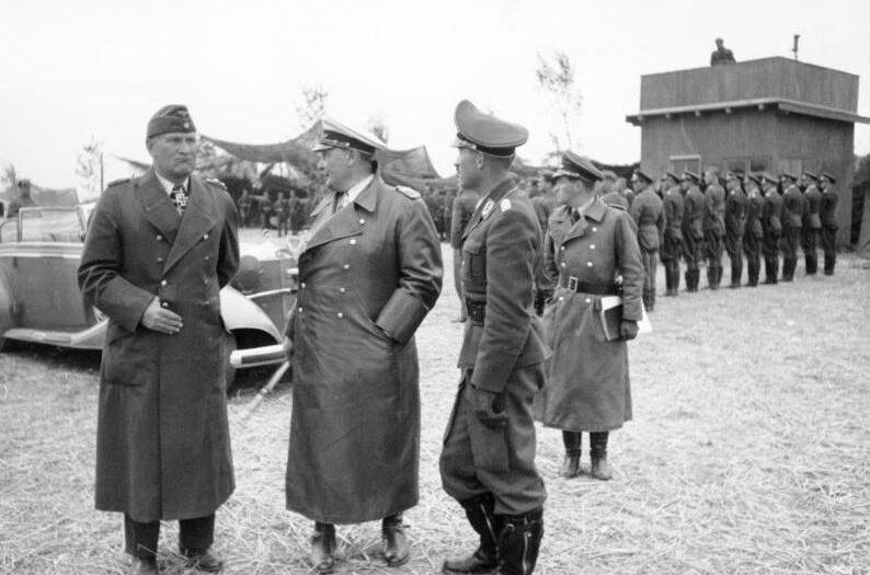 Führende Offiziere der Luftwaffe