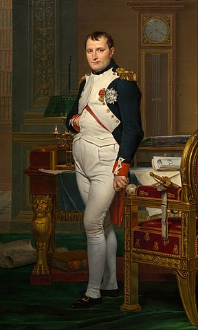 Napoleon im Jahr 1812