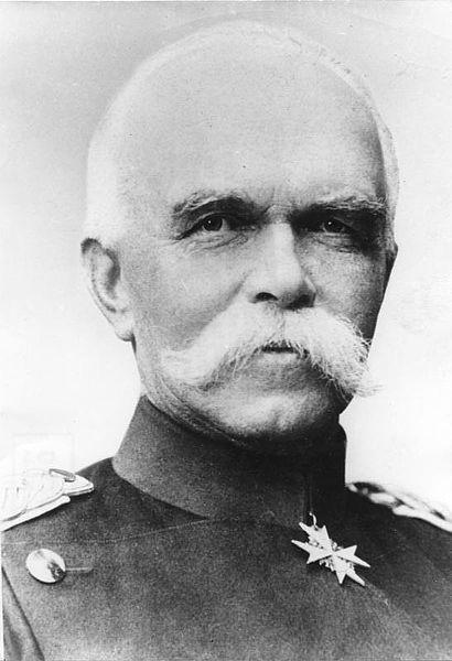 General Leo von Caprivi