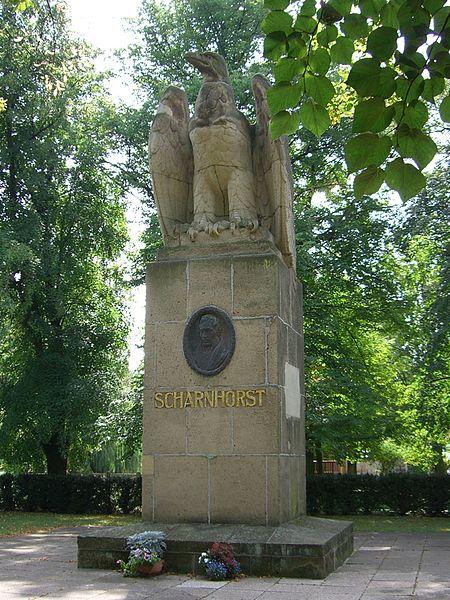 Das Scharnhorst-Denkmal