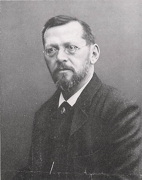 Theodor Barth (1849 bis 1909)