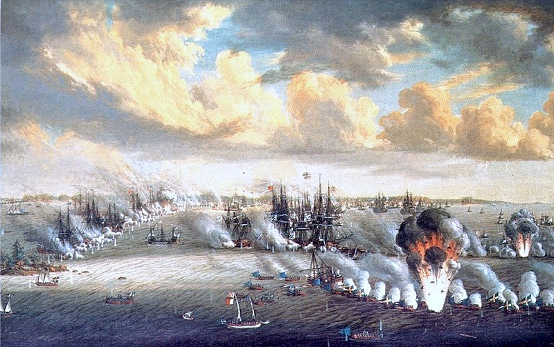 Der größte schwedische Seesieg