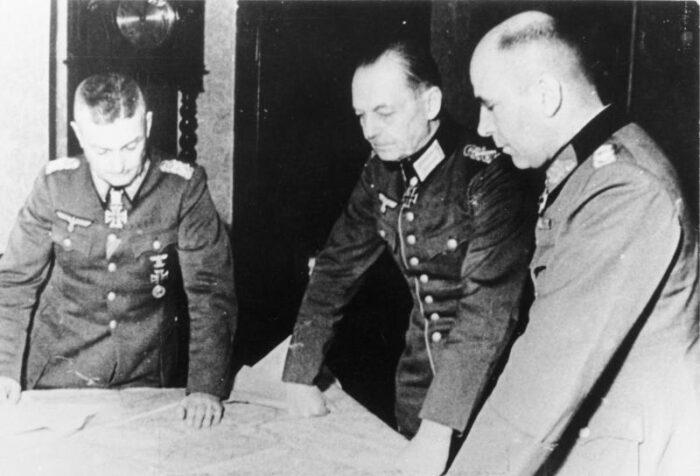 Vorbereitungen auf die Ardennenoffensive