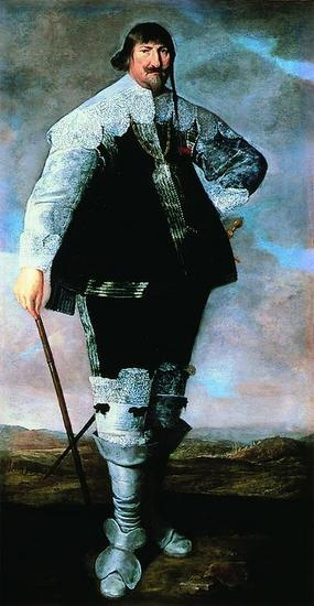 Christian IV. 1638