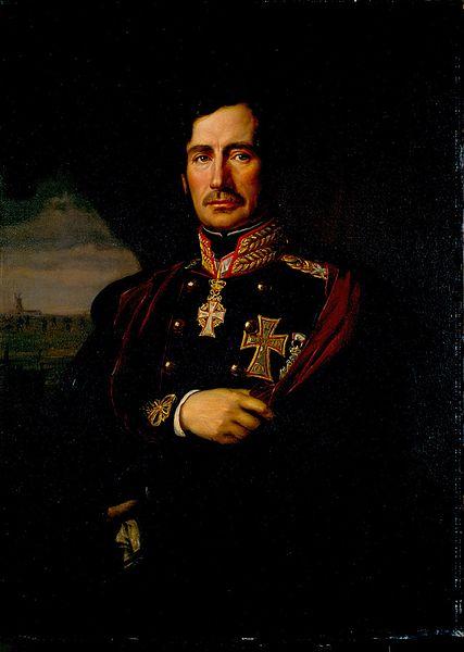 Christian Julius de Meza