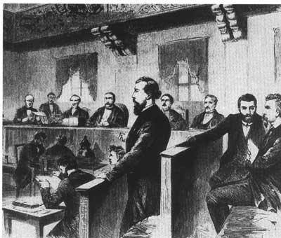 Der Leipziger Hochverratsprozess 1872