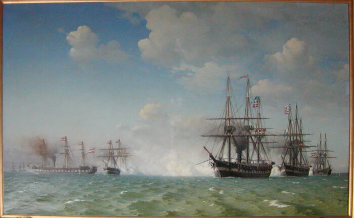 Seegefecht vor Helgoland