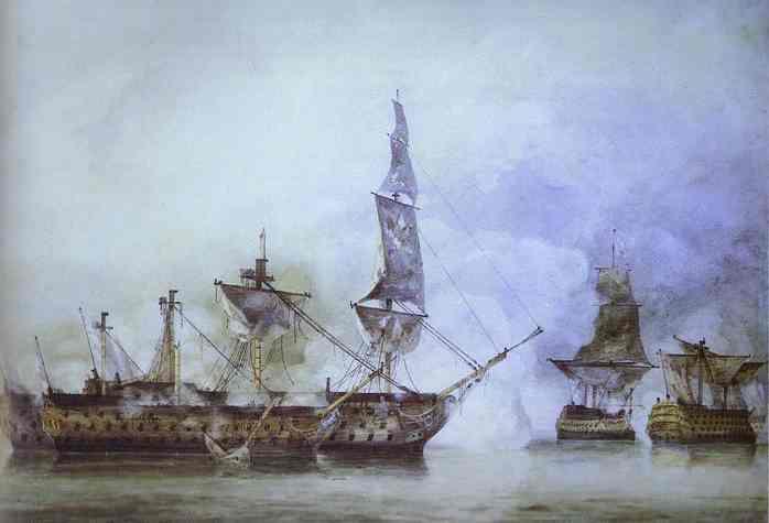 Schlacht von Trafalgar 1805